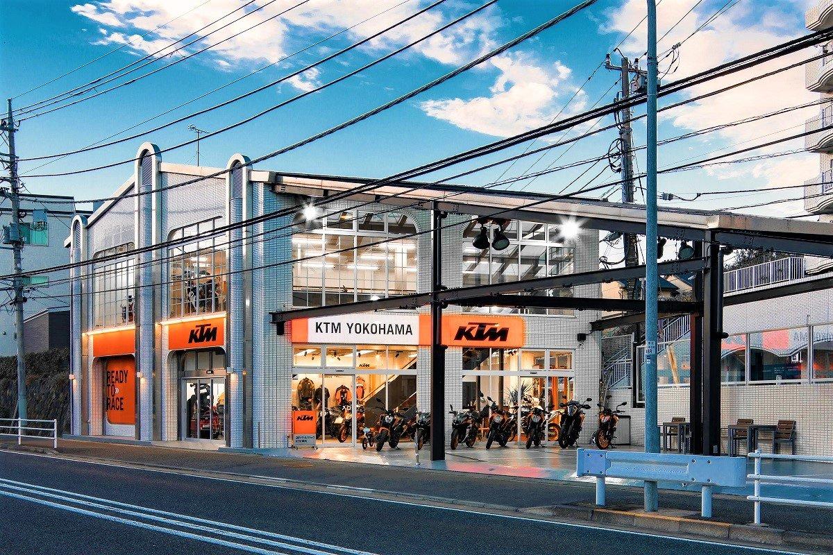 KTM横浜
