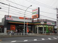 カワサキフリーダムナナ 東村山店