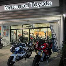 Motorrad Toyota